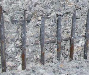 naprawa betonu warstwa antykorozyjna